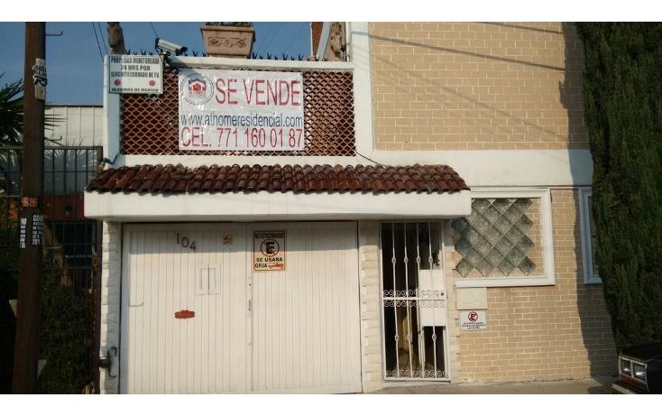 Foto de casa en venta en  , periodista, pachuca de soto, hidalgo, 2021301 No. 01