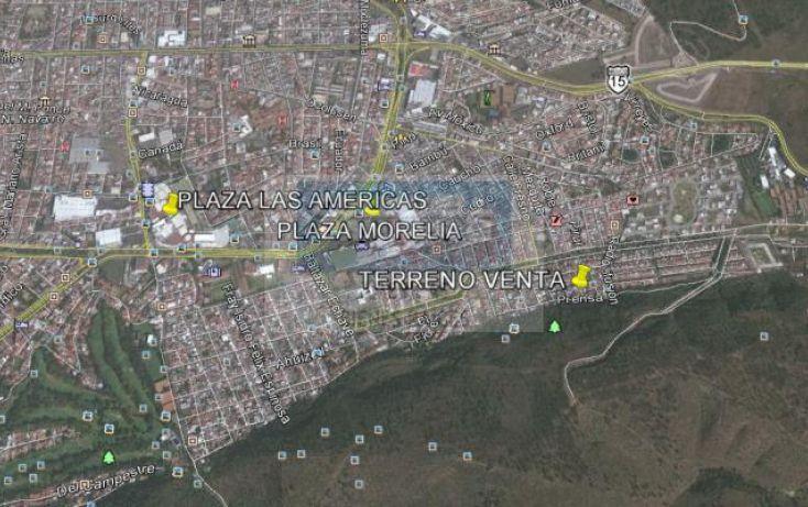 Foto de terreno habitacional en venta en periodistas 1, fray antonio de san miguel iglesias, morelia, michoacán de ocampo, 611516 no 05