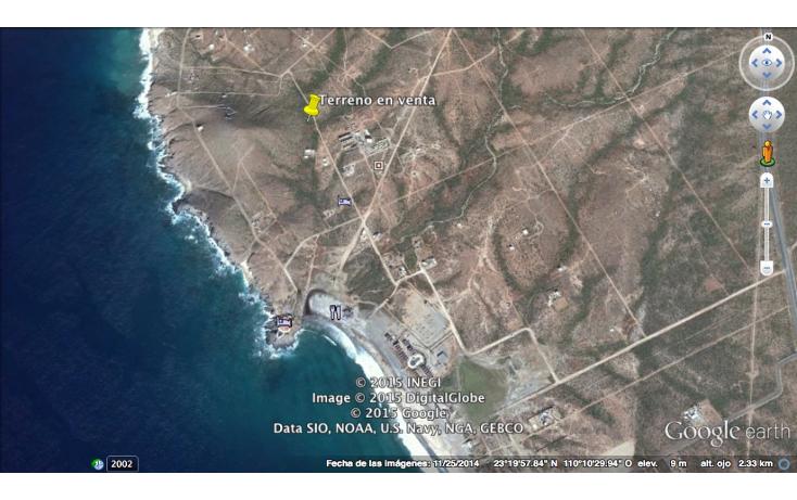 Foto de terreno habitacional en venta en  , pescadero, la paz, baja california sur, 1081613 No. 03