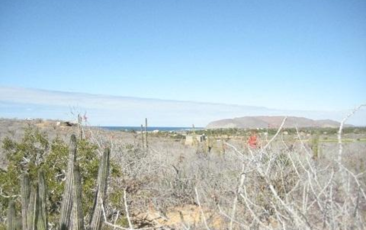 Foto de terreno habitacional en venta en  , pescadero, la paz, baja california sur, 1106189 No. 04