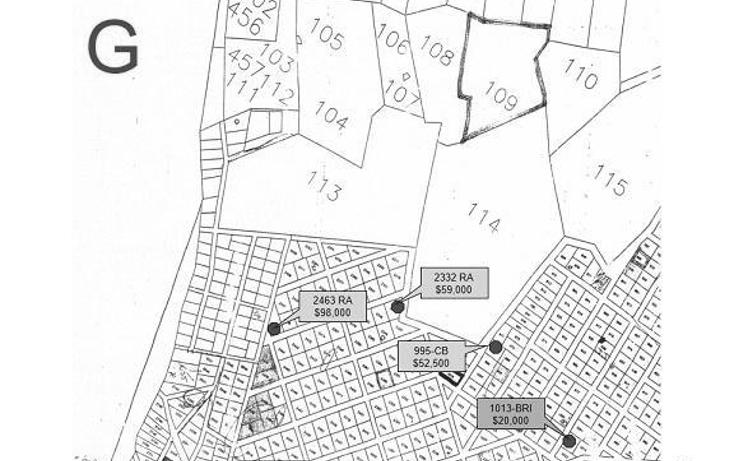 Foto de terreno habitacional en venta en  , pescadero, la paz, baja california sur, 1181997 No. 16
