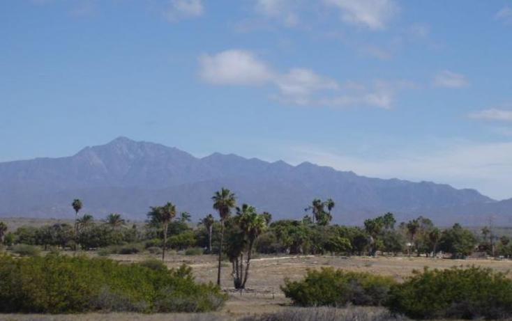 Foto de terreno habitacional en venta en  , pescadero, la paz, baja california sur, 1265975 No. 10