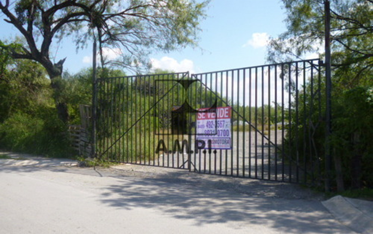Foto de terreno comercial en venta en  , pesquería, pesquería, nuevo león, 1149823 No. 04