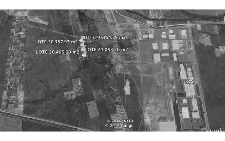 Foto de terreno industrial en venta en  , pesquería, pesquería, nuevo león, 1449181 No. 02
