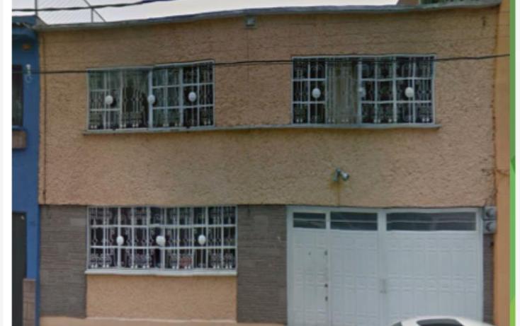 Foto de casa en venta en  , petrolera, azcapotzalco, distrito federal, 1308057 No. 01