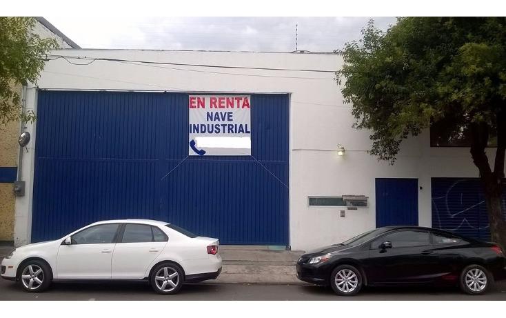 Foto de nave industrial en renta en  , petrolera, azcapotzalco, distrito federal, 943597 No. 07