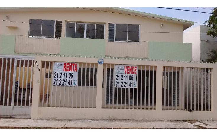 Foto de casa en renta en  , petrolera, coatzacoalcos, veracruz de ignacio de la llave, 1288777 No. 01