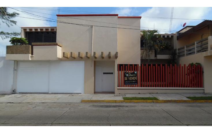 Foto de casa en venta en  , petrolera, coatzacoalcos, veracruz de ignacio de la llave, 1874522 No. 01