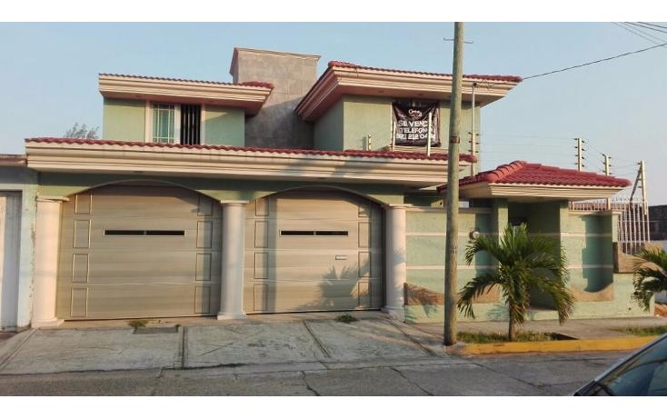 Foto de casa en venta en  , petrolera, coatzacoalcos, veracruz de ignacio de la llave, 1941491 No. 01