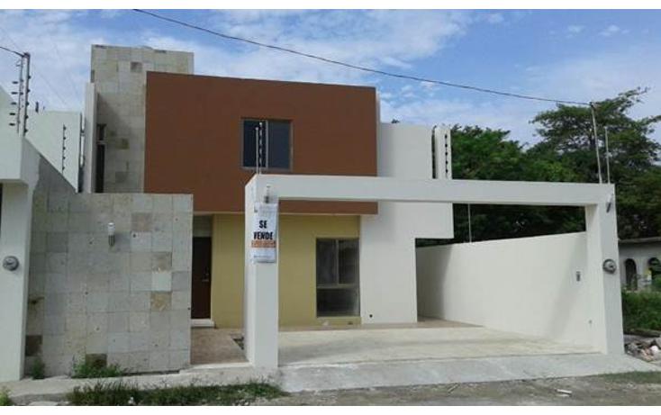 Foto de casa en venta en  , petrolera, paraíso, tabasco, 1552938 No. 01