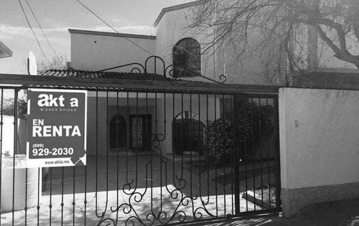 Foto de departamento en renta en  , petrolera, reynosa, tamaulipas, 1770414 No. 01