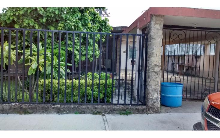 Foto de casa en venta en  , petrolera, tampico, tamaulipas, 1460773 No. 01