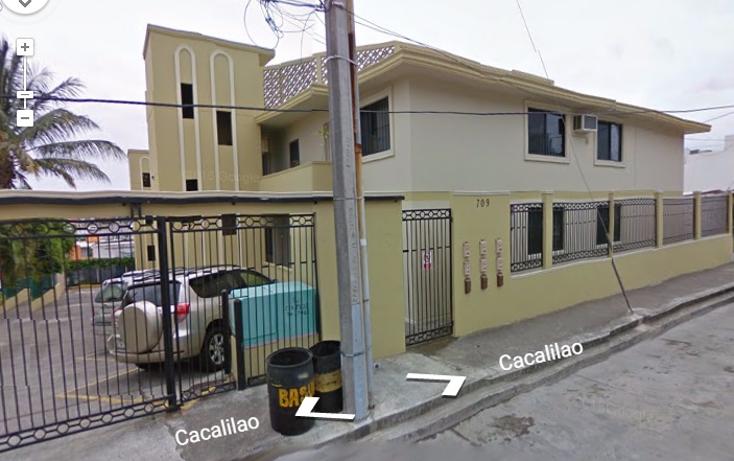 Foto de departamento en renta en  , petrolera, tampico, tamaulipas, 1722732 No. 01