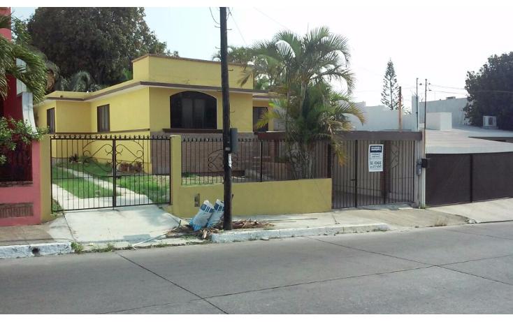 Foto de casa en venta en  , petrolera, tampico, tamaulipas, 1834308 No. 01