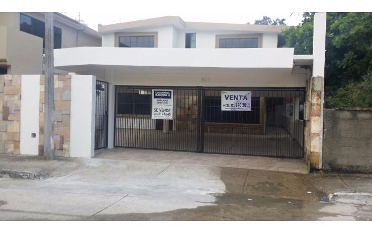 Foto de casa en venta en  , petrolera, tampico, tamaulipas, 1930260 No. 01
