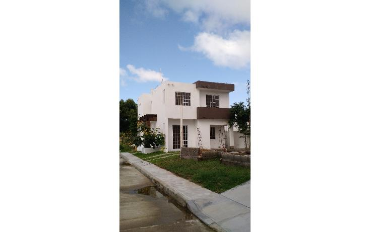 Foto de casa en venta en  , petroquímicas, tampico, tamaulipas, 1059319 No. 01