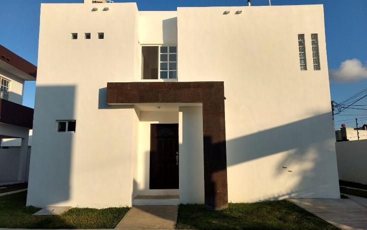 Foto de casa en venta en  , jardín, tampico, tamaulipas, 1482453 No. 02