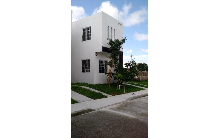 Foto de casa en venta en  , petroquímicas, tampico, tamaulipas, 1482585 No. 01
