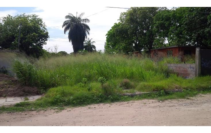 Foto de terreno habitacional en venta en  , petroquímicas, tampico, tamaulipas, 1911003 No. 01