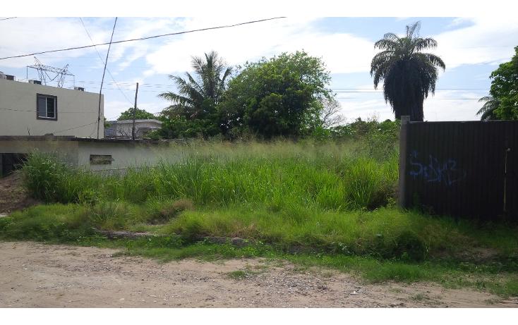 Foto de terreno habitacional en venta en  , petroquímicas, tampico, tamaulipas, 1911003 No. 02