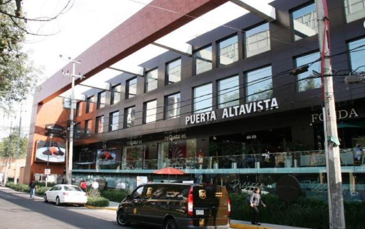 Foto de oficina en renta en  ph, altavista, álvaro obregón, distrito federal, 524459 No. 01