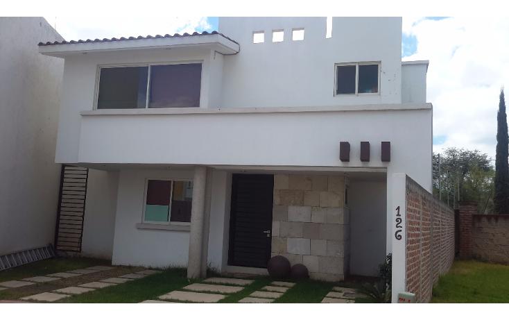 Foto de casa en renta en  , pía monte, león, guanajuato, 1386041 No. 01