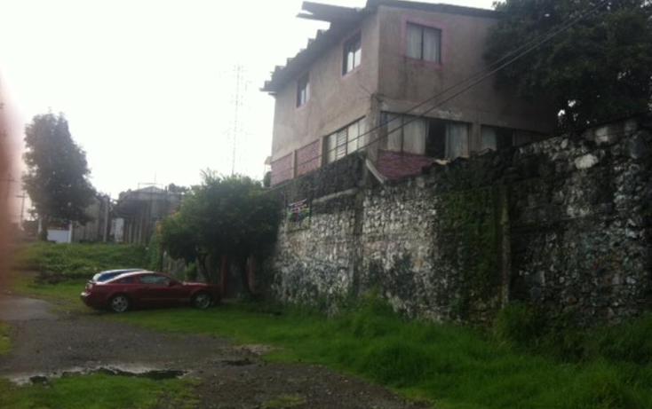 Foto de terreno comercial en venta en  3000, lomas de padierna sur, tlalpan, distrito federal, 670993 No. 03