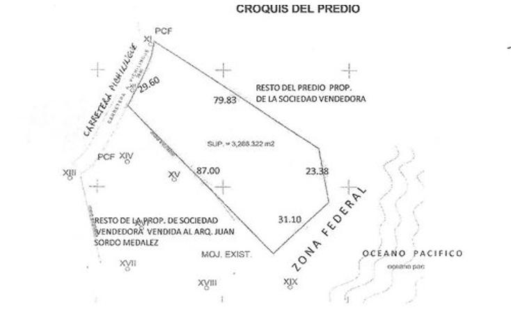 Foto de terreno habitacional en venta en  , pichilingue, acapulco de juárez, guerrero, 1074783 No. 02