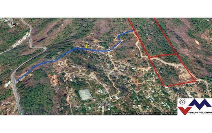 Foto de terreno habitacional en venta en  , pichilingue, acapulco de juárez, guerrero, 1093995 No. 07