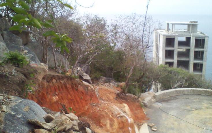 Foto de terreno habitacional en venta en  , pichilingue, acapulco de juárez, guerrero, 1612736 No. 04