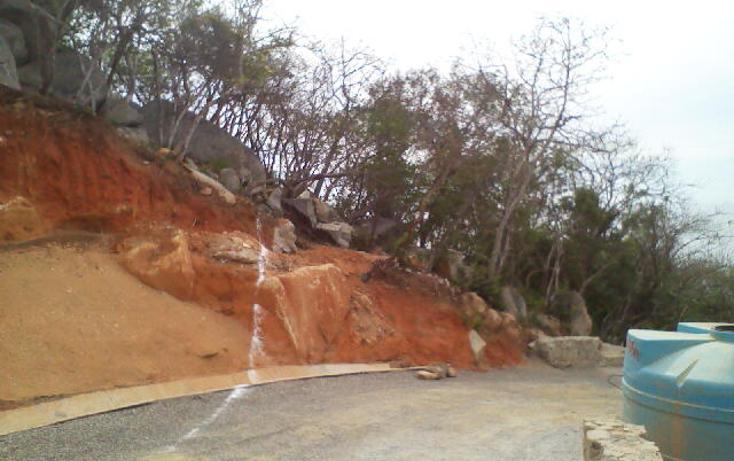 Foto de terreno habitacional en venta en  , pichilingue, acapulco de juárez, guerrero, 1612736 No. 10