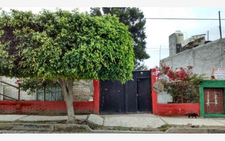 Foto de terreno habitacional en venta en pico de orizaba nonumber, loma bonita 2a. secci?n, quer?taro, quer?taro, 812677 No. 01