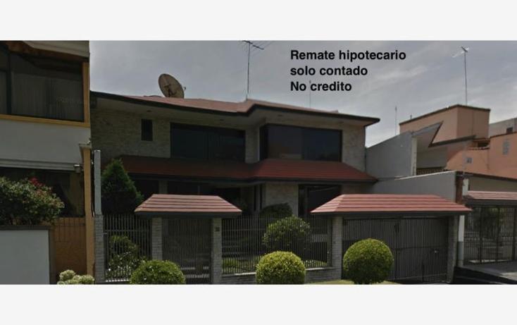 Foto de casa en venta en pico de sorata nonumber, jardines en la monta?a, tlalpan, distrito federal, 1742711 No. 02