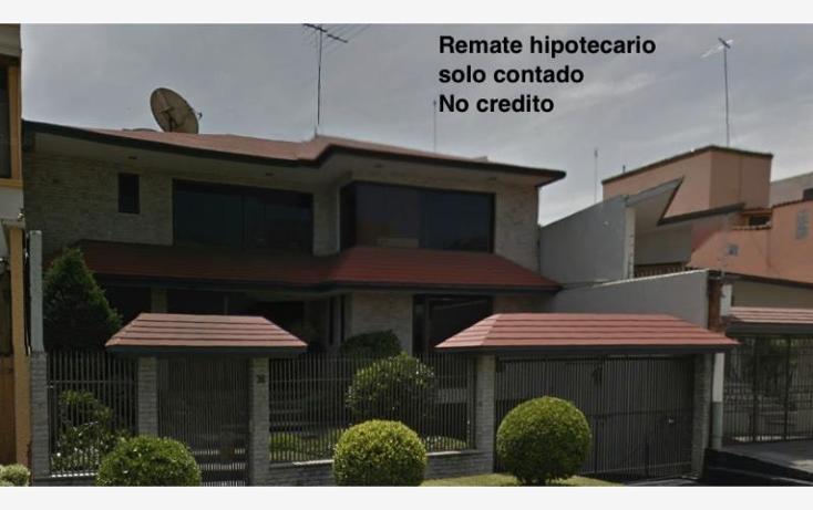 Foto de casa en venta en pico de sorata nonumber, jardines en la monta?a, tlalpan, distrito federal, 1742711 No. 05