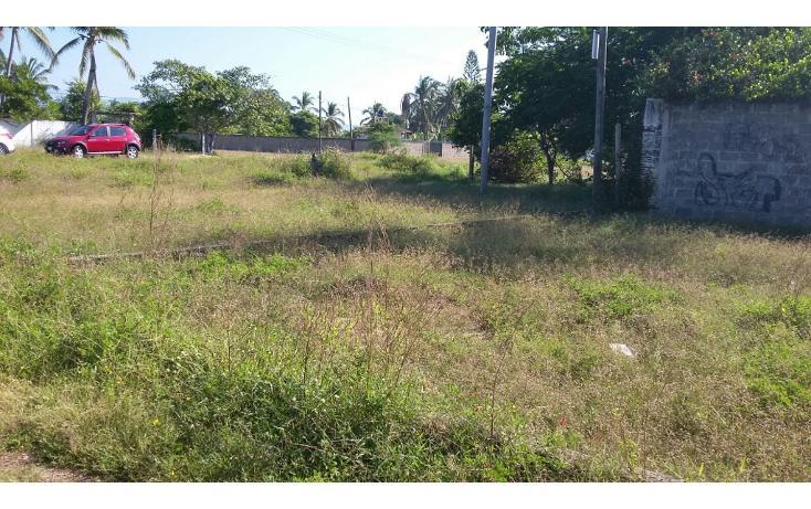 Foto de terreno habitacional en venta en  , pie de la cuesta, acapulco de juárez, guerrero, 1555886 No. 03