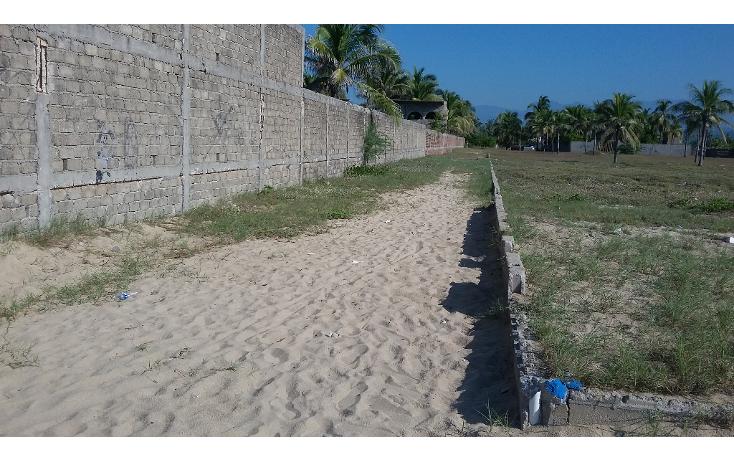 Foto de terreno habitacional en venta en  , pie de la cuesta, acapulco de juárez, guerrero, 1555886 No. 04