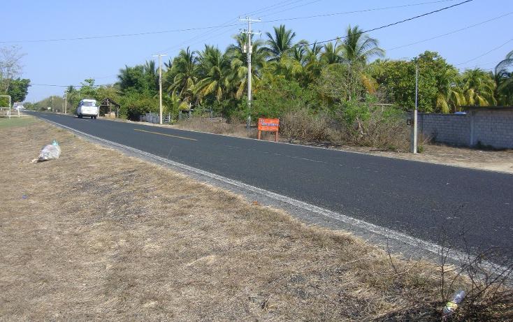 Foto de terreno habitacional en venta en  , pie de la cuesta, acapulco de juárez, guerrero, 1700982 No. 01