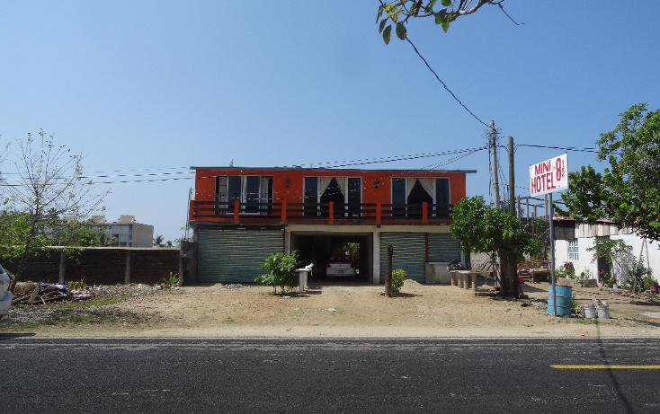 Foto de edificio en venta en  , pie de la cuesta, acapulco de ju?rez, guerrero, 1769416 No. 01