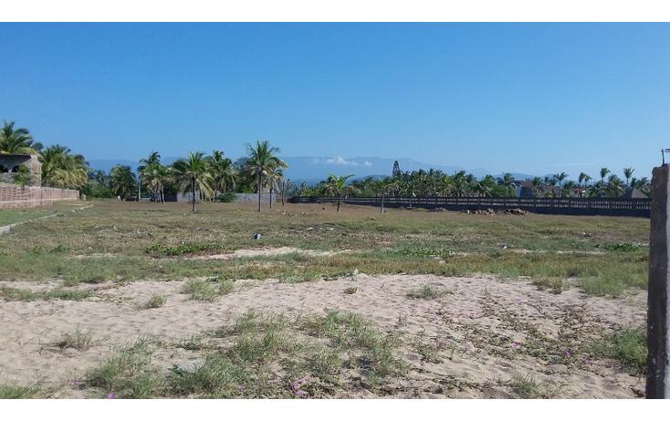 Foto de terreno habitacional en venta en  , pie de la cuesta, acapulco de ju?rez, guerrero, 1864438 No. 02