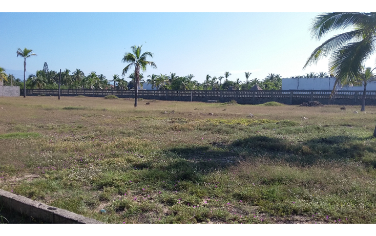Foto de terreno habitacional en venta en  , pie de la cuesta, acapulco de ju?rez, guerrero, 1864444 No. 03