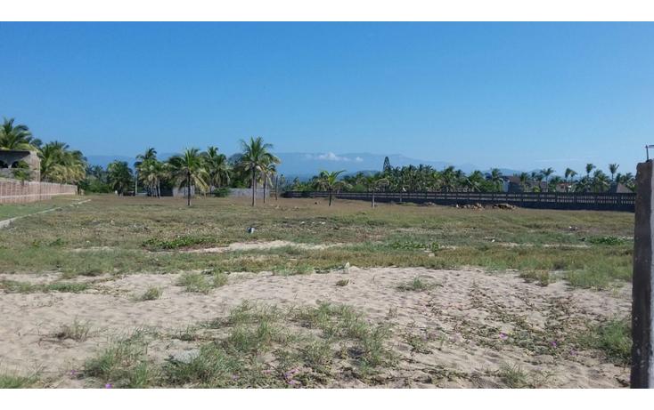 Foto de terreno habitacional en venta en  , pie de la cuesta, acapulco de ju?rez, guerrero, 1864454 No. 02