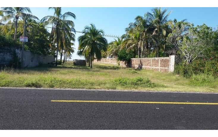 Foto de terreno habitacional en venta en  , pie de la cuesta, acapulco de ju?rez, guerrero, 1864456 No. 01
