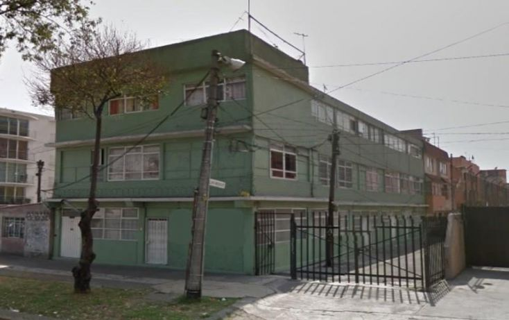 Foto de edificio en venta en pie de la cuesta, reforma iztaccihuatl sur, iztacalco, df, 1686708 no 01
