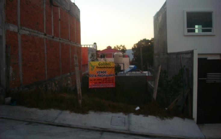 Foto de terreno habitacional en venta en  , piedra lisa, morelia, michoacán de ocampo, 1059121 No. 01
