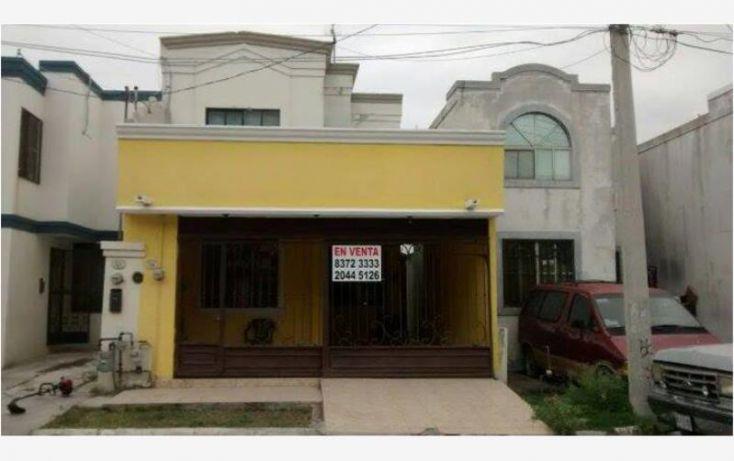 Foto de casa en venta en piedras negras 319, del valle, general escobedo, nuevo león, 2038910 no 01