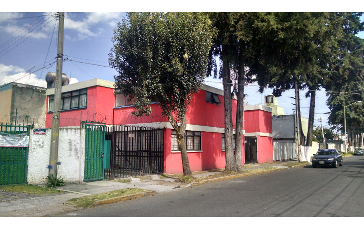 Foto de casa en venta en  , pilares, metepec, méxico, 1571176 No. 01