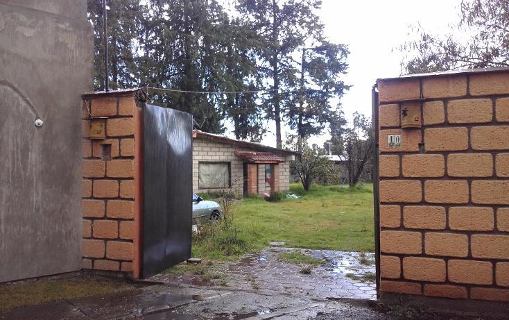 Foto de terreno habitacional en venta en  , pilares, metepec, méxico, 1865638 No. 01