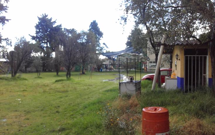 Foto de terreno habitacional en venta en  , pilares, metepec, méxico, 1865638 No. 03
