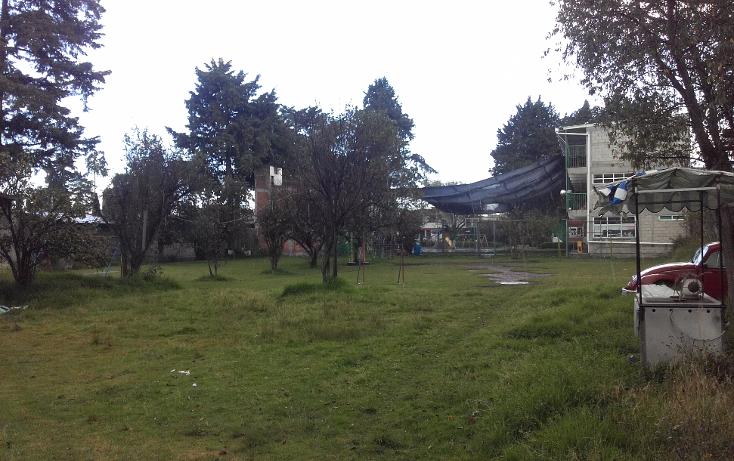 Foto de terreno habitacional en venta en  , pilares, metepec, méxico, 1865638 No. 04
