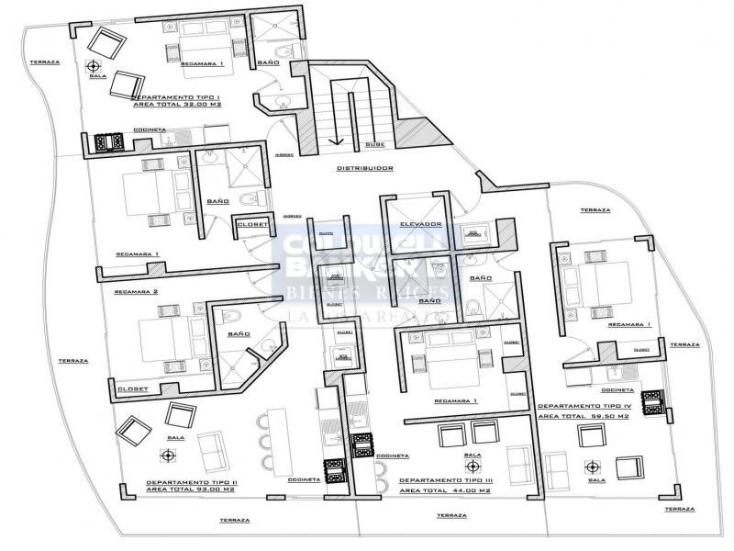 Foto de casa en condominio en venta en  211, emiliano zapata, puerto vallarta, jalisco, 740945 No. 03